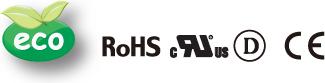 eco RoHS D CE